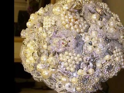 How you can learn, how to make a Brooch Bouquet Easily