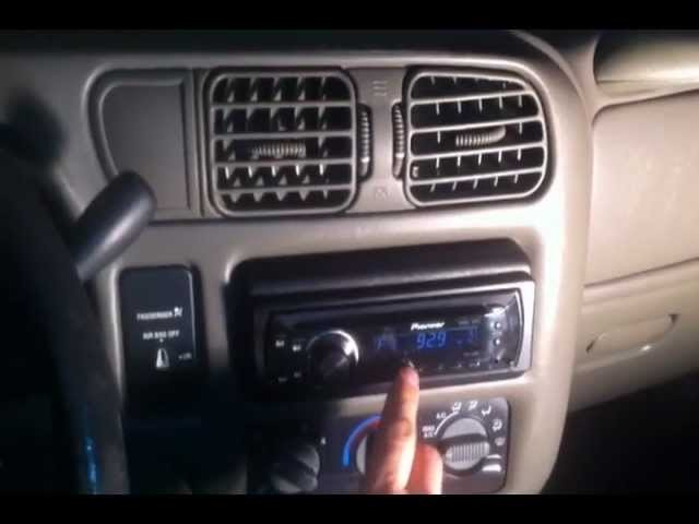 "I STEAL A TRUCK INSTALL A NEW STEREO & GIVE IT BACK!! ""how to install a cd player for beginners"""