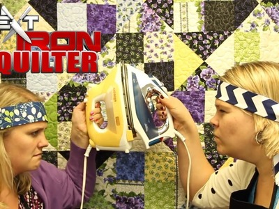 Iron Quilter II - The Heat is On!