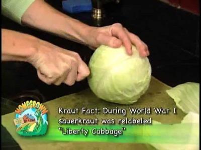 Making Sauerkraut on a Hobby Farm Part 1 of 2