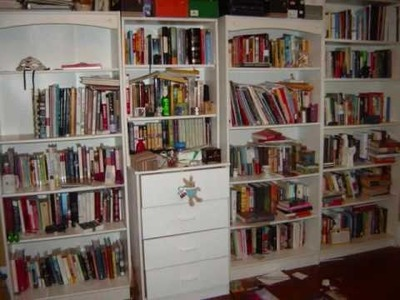 My Bookshelf. It's more epic than you think