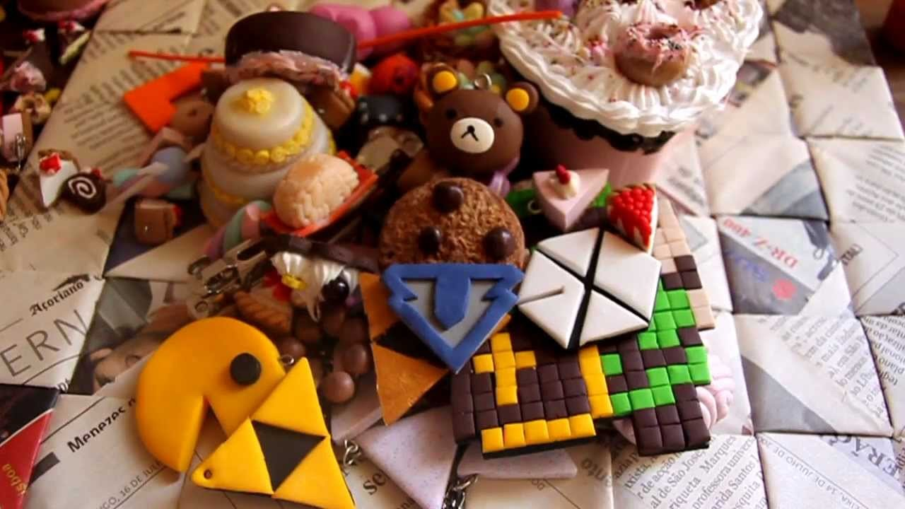 Polymer Clay creations!
