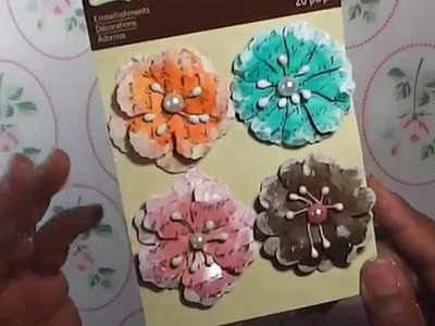 Prima.Recollection Flower Dupe Tutorial