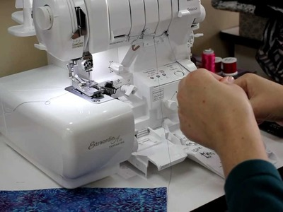 Serger a Zipper. yes you can!