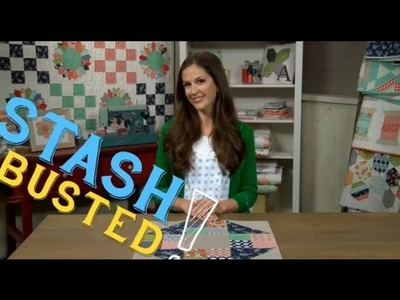 Stash Busters with Camille Roskelley, Quilter and Designer