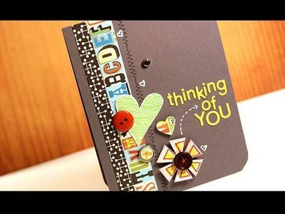 Thinking of You - Make a Card Monday #98