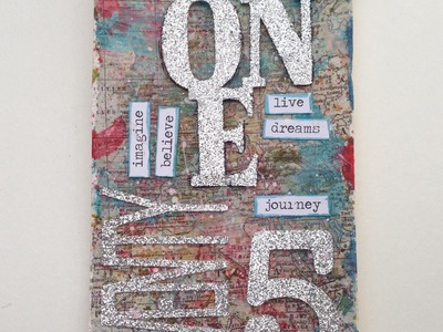 Tim Holtz Tags of 2015: January