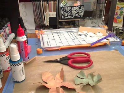 Tutorial: Dimensional Flowers with Kiwi Lane Designs templates