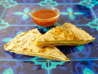 Cooking with Kids: How To Make Breakfast Quesadillas - weelicious