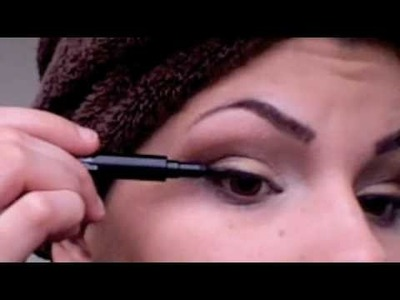 Halloween Makeup Tutorial : Egyptian Goddess