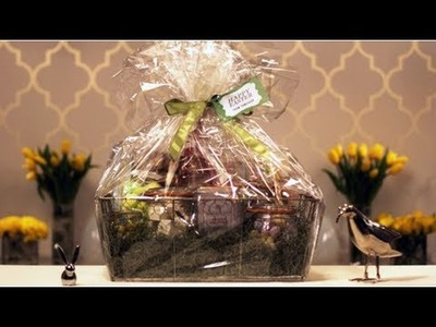 How to Create a Chic and Unique Easter Basket