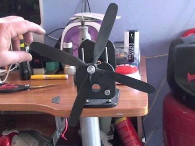 HOW TO.DIY: Balancing a 4 Blade Prop on Du•Bro Balancer
