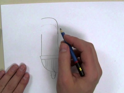 How To Draw: Duck From Almost Naked Animals