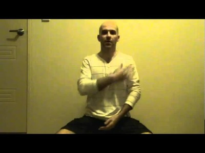 How to Meditate - Upper Body Posture
