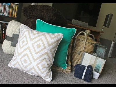 My First Home Decor Haul!
