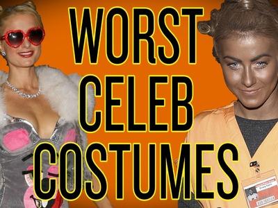 Worst Celebrity Halloween Costumes 2013   DAILY REHASH   Ora TV