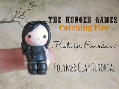 CATCHING FIRE: Katniss Everdeen   Polymer Clay Tutorial