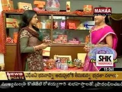 Chocolate gift packs for Diwali