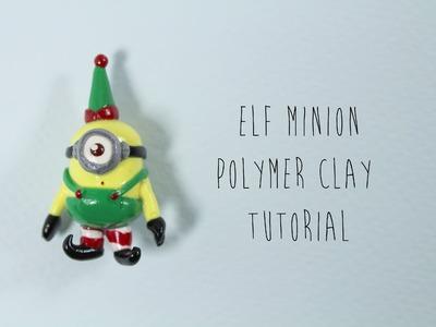Christmas Special: Elf Minion Polymer Clay Tutorial