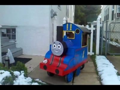 Coolest Thomas the Tank Engine Costume