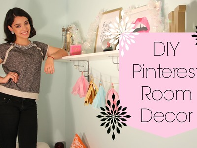 ♥ EASY D.I.Y. Pinterest Room Decor ♥ | BigAppleBeauty