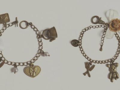 FASHION LOOKBOOK:Handmade Vintage Jewelry Lookbook