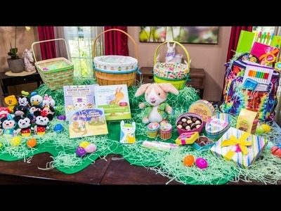 Home & Family - Easter Basket Ideas for Kids of All Ages