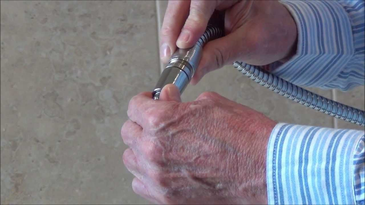 How To Extend A Shower Hose by Byretech