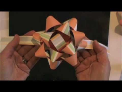 How to: Make Paper Bows