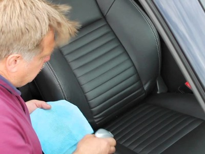 How to Use Turtle Wax ICE Interior
