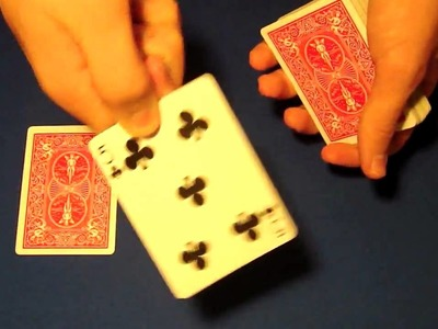 Magic Tricks Revealed: Card Switch