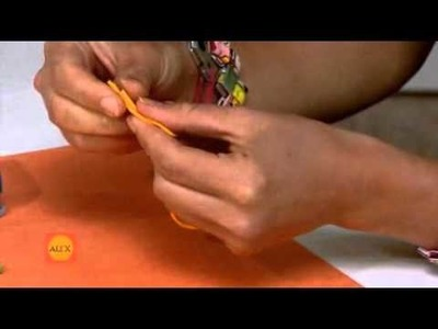 Make Candy Wrapper Jewelry