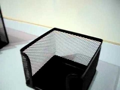Pen and Paper Stand