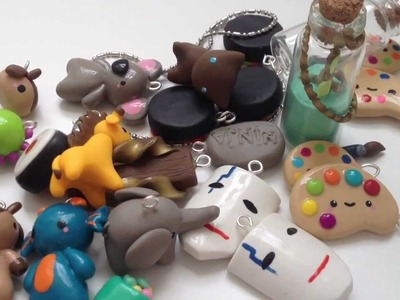 Polymer Clay Charm Update 4