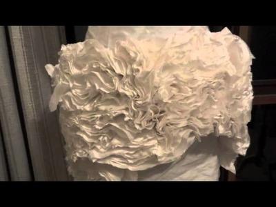 Rose sleeve tutorial - Part 2 - JuliaBobbin