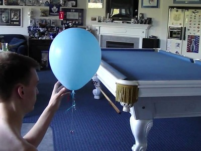 Trying to make a balloon float - Part 1