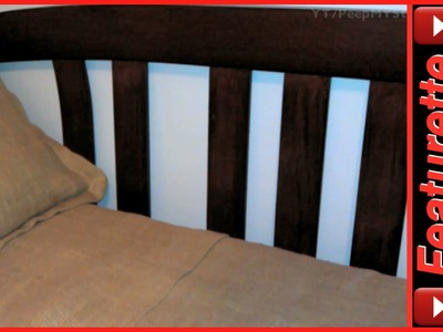 Wooden Storage Bench Seat For Entryway Shoe Storing or Bedroom End of Bed Use w. Cushion