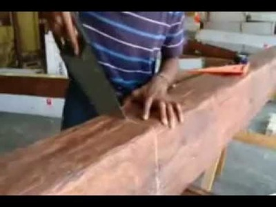 Basic Faux Beam Installation | How-To Video