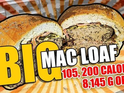Big Mac Loaf - Epic Meal Time