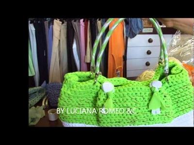 BORSE UNCINETTO 3° VIDEO by www.merceriaclaretta.com