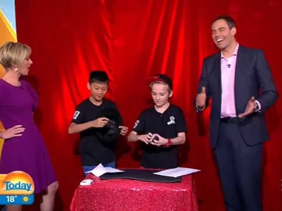 Cardistry Today Ch 9 Interview and Performance
