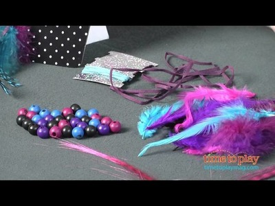 Feather Fashion Accessory Kit from Fashion Angels