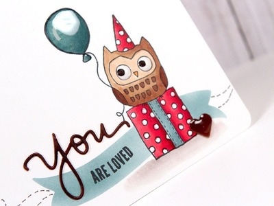 Friday Focus - Birthday Card #9