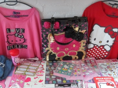 Hello Kitty Collection Part 2 'the update'