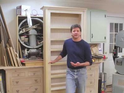 How to Build a Bookcase. Bookshelf, Interior Design idea's