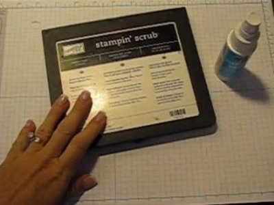 How To Clean Your Rubber Stamps