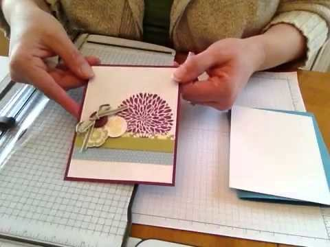 How To Cut Cardstock!