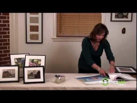 How to Frame Artwork