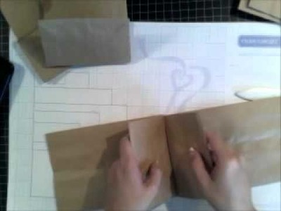 How to make a Paper Bag book
