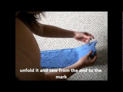 How to Make a Shrug
